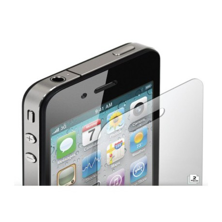 SONOROUS - Anti-Glare screen protector IPHONE 4®