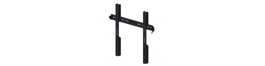 Soportes TV de pared fijos