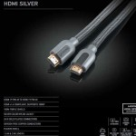 SILVER 2.0 - Cable HDMI-HDM v1.4 2,0 mts
