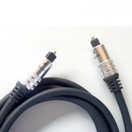 RO&CO - Cable de fibra optica Longitud 12,0 mts
