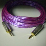 ROJACK5.0 - Cable 1 jack 3.5 mm - 1 jack 3.5 mm 5,0 mts
