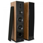 Altavoces de suelo DEFINITION DF-8 Roble natural