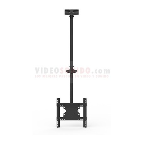 Soporte-tv-de-techo-Multibrackets-CeilingMountMedium-Negro