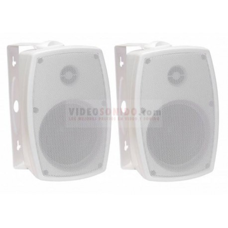 altavoces-de-estanteria-System One-OD420 Blanco