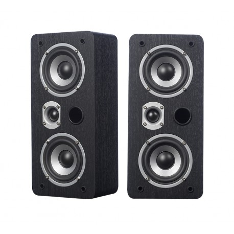 altavoces-de-estanteria-pared-Dynavoice-Magic-LCR4-negro