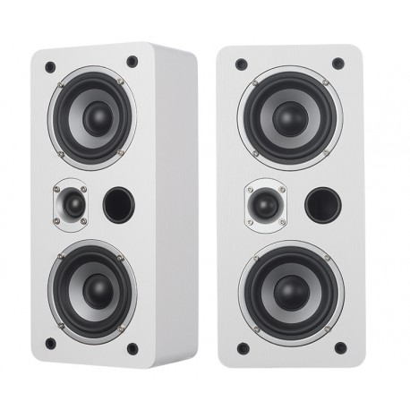 altavoces-de-estanteria-pared-Dynavoice-Magic-LCR4-blanco
