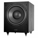 Subwoofer amplificado MAGIC SUB-MW12 Negro